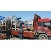 China Fair Machinery Wall Putty Mixer , Industrial Dry Mortar Equipment Easy Operation on sale