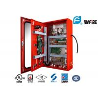 Fire Fighting Electric Fire Pump Controller NFPA20 Standard For Schools / Supermarkets Manufactures