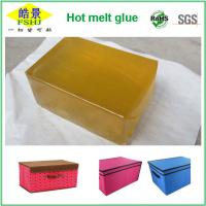 Light Yellow Eva Based Hot Melt Adhesive , Pressure Sensitive Adhesive Glue Manufactures