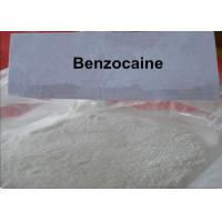 Natural Plant Extract Local Anesthetic Benzocaine For Anti-Paining Manufactures