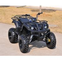 Four Wheels EEC Quad Bike 150CC One Seat LED Light , Perfect Suspension Manufactures