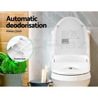 China Intelligent Electrical Bidet Ceramic Toilet Automatic Wc Toilet Seats on sale