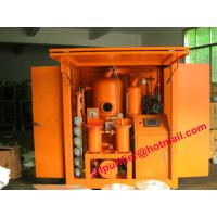 PLC Vacuum Transformer Oil Purifier, High Quality Oil Purification plant ,insulation Oil Recycling Machine Factory