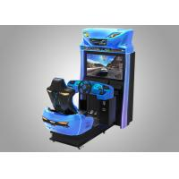 China Storm Racer G Racing Games Simulator Car Racing Game Machine on sale