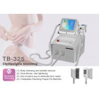 Portable Cooling Sculpting Cryolipolysis Vacuum Cavitation Touch Screen Machine Manufactures