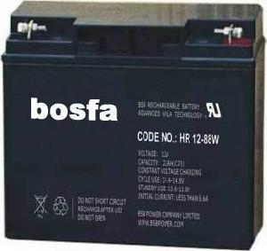 HR12-88W 12V21.5ah High Rate Battery 12V 21.5ah Manufactures