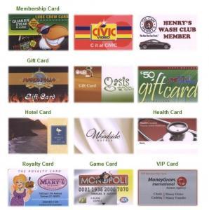 Pre-Printed PVC Card Manufactures
