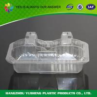 China EVOH Clear Plastic Cupcake Boxes Doughnut Box 2 pc Birthday / Barbecue on sale