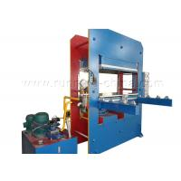 Frame Type  600 T Rubber Plate Vulcanizer Machine Curing press machine Manufactures