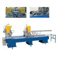 China Aluminum Window Double Mitre Cutting Saw 430mm~5000mm Cutting Length on sale