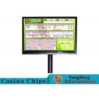 Electric Baccarat Gambling Systems With Independent Remote Control Keyboard Manufactures