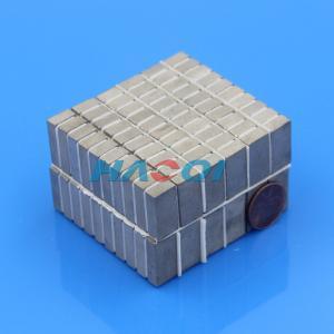 China customize samarium cobalt block magnets on sale