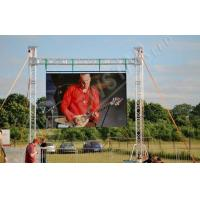 P5.95 Rental outdoor video wall Led Display High definition Energy saving Manufactures