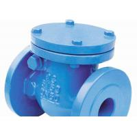 DIN2531 Ductile Iron Swing Check Valve Manual Hydraulic Handwheel Operated Manufactures