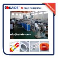 Ultrasonic Overlap Welding PPR-AL-PPR Pipe Making Machine Manufactures