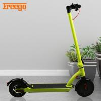 China 15-20km Range Long Distance Lightweight Portable Electric Scooter For Adults on sale