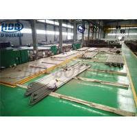 Primary And Secondary Superheater Pendants Boiler Pressure Spart Parts For Power Plant Manufactures