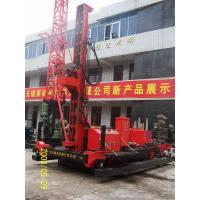 Quality Jet Grouting Drilling Rig Exploration Drilling , Crawler Drilling Rigs for sale