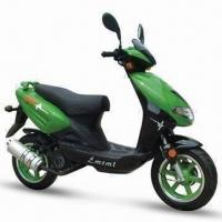 Electric Start Scooter with Disk Brake and 4.5L Fuel Capacity Manufactures