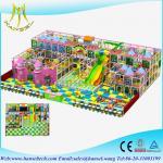 Hansel soft foam indoor playground kid's zone indoor soft playground equipment Manufactures