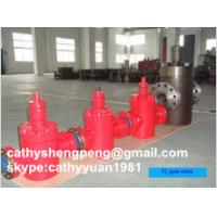 Hot sale API 6A well testing X-mas tree  gate valve wellhead valve with high quality Manufactures
