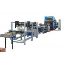 Valve Sheet Pasting and Auto-Gluing Bottomer Machine with Big S Unit Manufactures