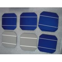 China 2012 Lastest high efficiency with lowest price Grade A solar cell,156mm mono-crystalline Silicon Solar Cell on sale