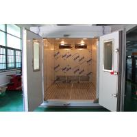 China 100% insulation 12.9CBM Walk-In Environmental Chamber with Water Cooled on sale