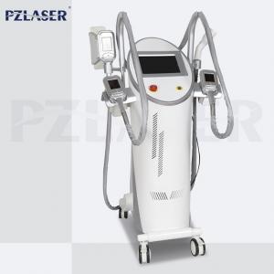 4 Handpieces Lipolysis Fat Freezing Machine Vacuum Cavitation System High Efficiency Manufactures