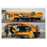 China Faw Truck Mounted Hydraulic Crane 29870kg Whole Weight 0 - 4500m Altitude on sale