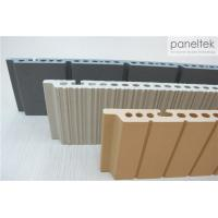 Textured Terracotta Panel System 300 - 1500mm Length With Earthquake Resistance Manufactures