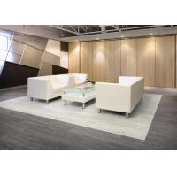4.0mm Thick SPC Click Flooring ,meeting room office flooring saves on installation time Manufactures
