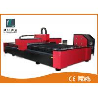 USA Laser System Metal Fiber Laser Cutting Machine Gantry Type For Precise Parts Cutting Manufactures