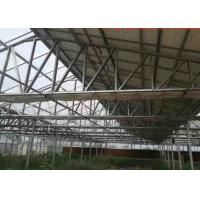 Agricultural Solar PV System Multi Span Polycarbonate Sheet 3 - 10m Height Manufactures