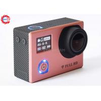 170 Degree Action Camera With Remote Controller Manufactures