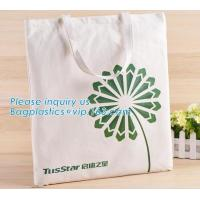 newest Promotional cheap wholesale logo print recycle cotton canvas bag custom fabric organic calico tote bag bagease pa Manufactures