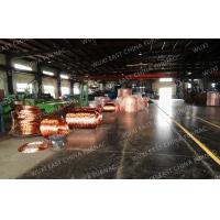 Copper Rod  D17mm-D30 Upcasting Upward Continuous Casting Machine Annnual 2000MT Manufactures