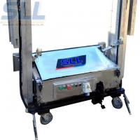 Easy Operation Cement Mortar Plastering Machine Render Up To750 M2/8h Manufactures