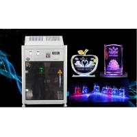 4000HZ 3D Crystal Laser Inner Engraving Machine 220,000 dots / Minute Speed Manufactures