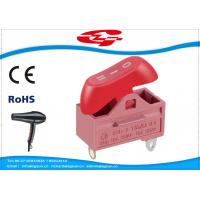 Hair dryer 10A 250V ON OFF Electrical Rocker Switches KND-2-A2 CE Rohs approval Manufactures