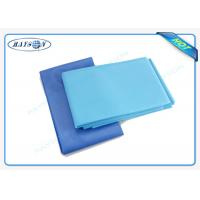 Make - to - Orde Supply Type Hospital Use PP Nonwoven Fabrics Hospital Bed sheet Manufactures