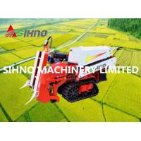 2017 Half Feed Harvester and Mini Rice Combine Harvester for sale