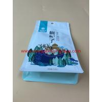 Custom Snack Nuts Eight - Sided Aluminum Composite Bag Disposable Moisture Proof Manufactures