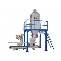 China Professional Grain / Wood Pellet Bagger With Electric Control Cabinet on sale