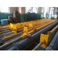 China Hang Upside Down Double Acting Hydraulic Cylinder with easy maintenance for flat gate on sale