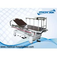 General Purpose X-Ray Trauma Stretcher Trolley With Trendelenburg Manufactures