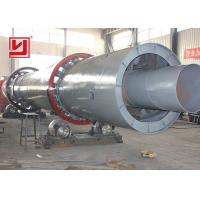 China 6-8t Rotary Dryer Machine For Drying Palm Kernel Shell ISO9001 & CE Approved on sale