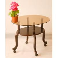 Cheap Classic Tea Glass Coffee Table Manufactures