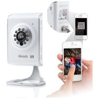 Full HD 1080p 2.0 Megapixel Indoor Security Cameras Real-time , 2-way Audio Manufactures