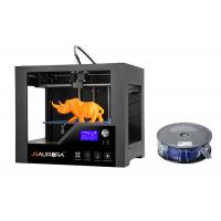 Multi - Function ABS Filament 3D Printer For Prototyping , High Precision